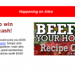 Beef ALICE newsletter 12-17