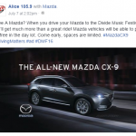 Mazda FB DMF - Alice