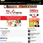 ArtAging - Comedy Events -1