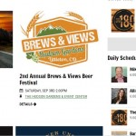 BrewView MTN events