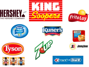 King Soopers Sponsors