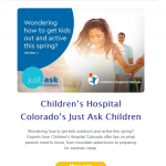 Just Ask May - KS newsletter