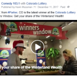 12-11 Lottery FB Comedy