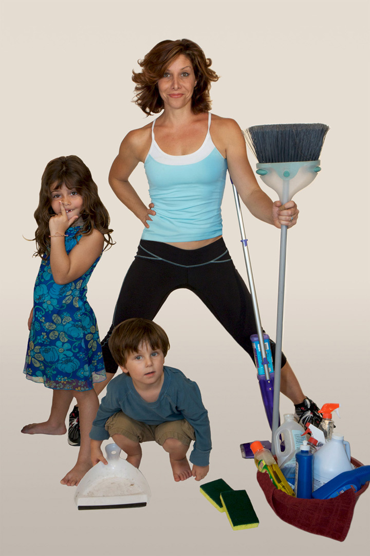 Stars Naked House Cleaning Ontario Pic